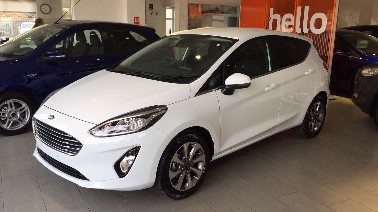 All New Fiesta!