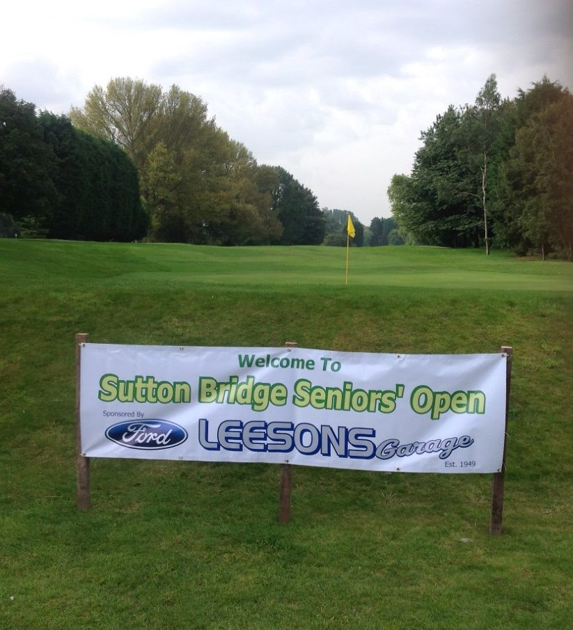 Sutton Bridge Seniors' Open