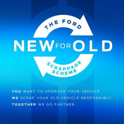 End of the Ford Scrappage Scheme