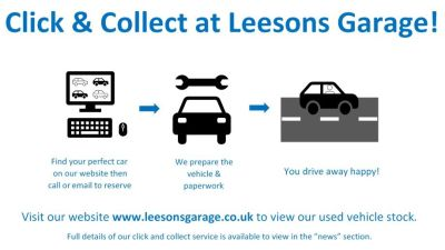 Click & Collect Service
